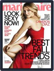 Marie Claire Magazine (Digital) Subscription October 17th, 2014 Issue
