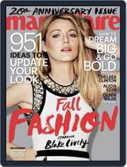 Marie Claire Magazine (Digital) Subscription August 15th, 2014 Issue