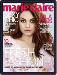 Marie Claire Magazine (Digital) Subscription June 20th, 2014 Issue