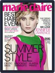Marie Claire Magazine (Digital) Subscription May 16th, 2014 Issue