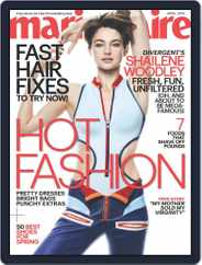 Marie Claire Magazine (Digital) Subscription March 21st, 2014 Issue