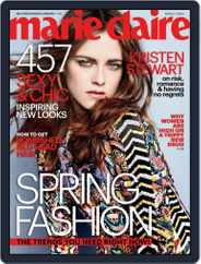 Marie Claire Magazine (Digital) Subscription February 18th, 2014 Issue