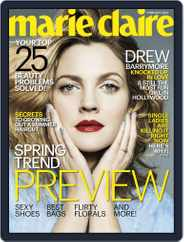 Marie Claire Magazine (Digital) Subscription January 13th, 2014 Issue