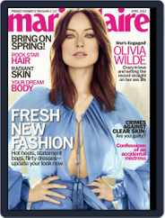 Marie Claire Magazine (Digital) Subscription March 19th, 2013 Issue