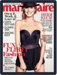 Marie Claire Magazine (Digital) Subscription January 10th, 2013 Issue