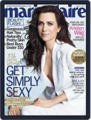 Marie Claire Magazine (Digital) Subscription July 17th, 2012 Issue