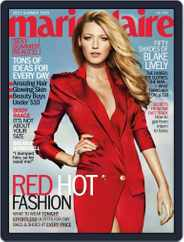 Marie Claire Magazine (Digital) Subscription June 19th, 2012 Issue