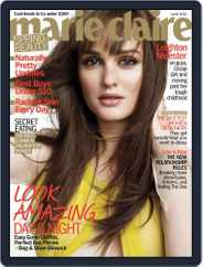 Marie Claire Magazine (Digital) Subscription March 22nd, 2012 Issue