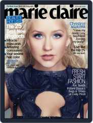 Marie Claire Magazine (Digital) Subscription January 17th, 2012 Issue