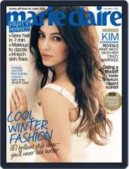 Marie Claire Magazine (Digital) Subscription November 28th, 2011 Issue