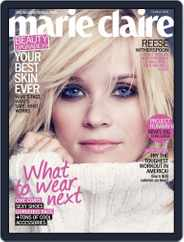 Marie Claire Magazine (Digital) Subscription September 28th, 2011 Issue