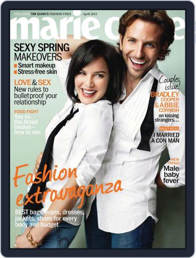Marie Claire March 31st, 2011 Digital Back Issue Cover