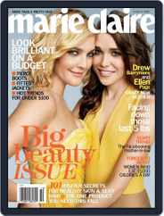 Marie Claire Magazine (Digital) Subscription September 8th, 2009 Issue