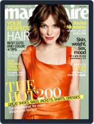 Marie Claire Magazine (Digital) Subscription April 7th, 2009 Issue