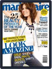 Marie Claire Magazine (Digital) Subscription March 10th, 2009 Issue