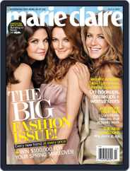 Marie Claire Magazine (Digital) Subscription February 3rd, 2009 Issue