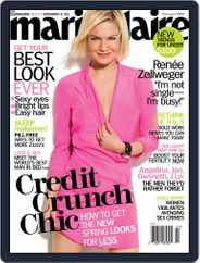 Marie Claire Magazine (Digital) Subscription January 16th, 2009 Issue