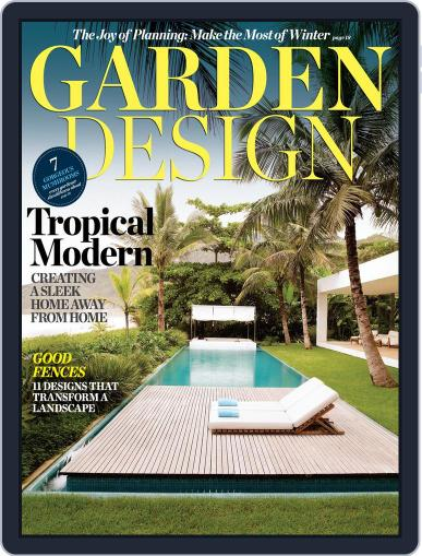 Garden Design (Digital) October 20th, 2012 Issue Cover