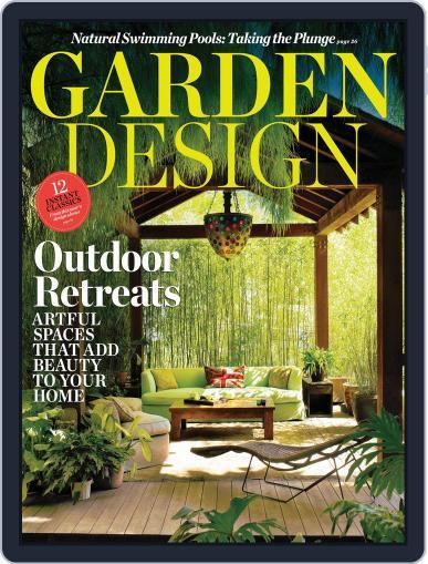 Garden Design (Digital) August 4th, 2012 Issue Cover