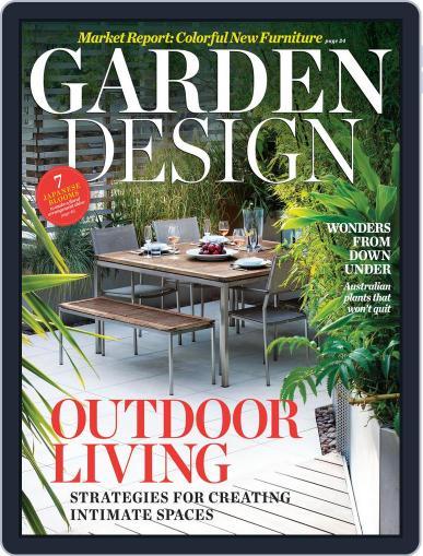 Garden Design June 16th, 2012 Digital Back Issue Cover