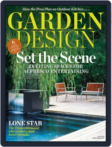 Garden Design May 5th, 2012 Digital Back Issue Cover