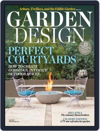 Garden Design March 31st, 2012 Digital Back Issue Cover
