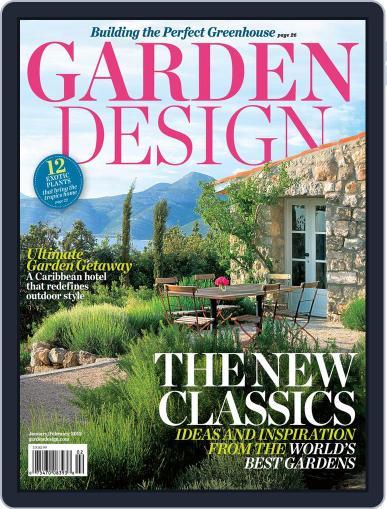 Garden Design (Digital) December 24th, 2011 Issue Cover