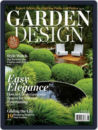 Garden Design (Digital) June 25th, 2011 Issue Cover