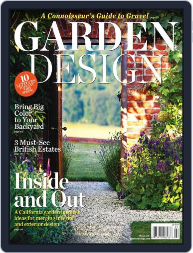 Garden Design (Digital) February 19th, 2011 Issue Cover