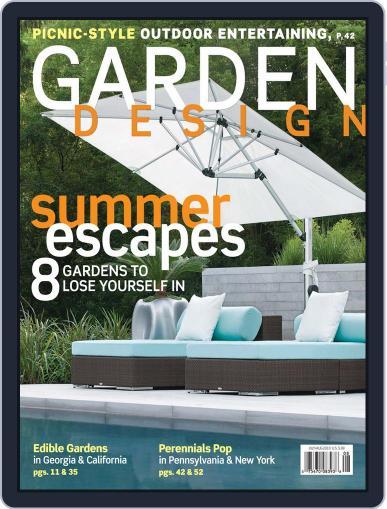 Garden Design June 4th, 2010 Digital Back Issue Cover