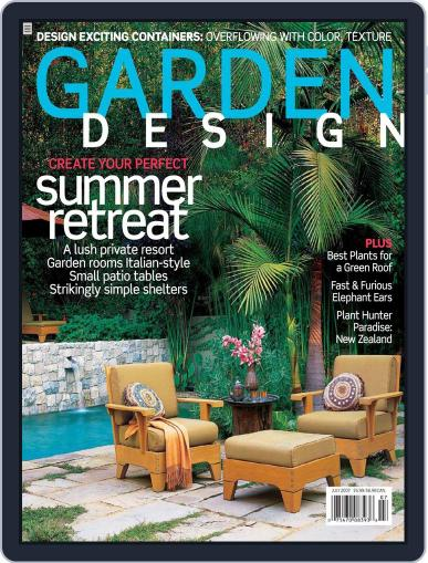 Garden Design (Digital) May 19th, 2007 Issue Cover