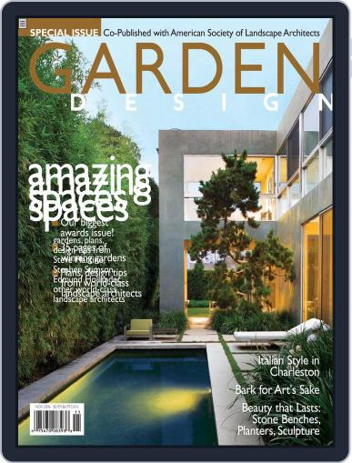 Garden Design (Digital) October 21st, 2006 Issue Cover