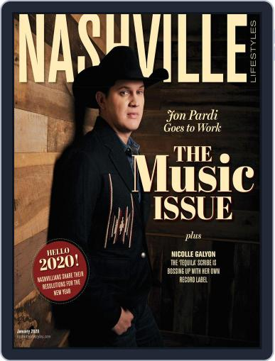 Nashville Lifestyles (Digital) January 1st, 2020 Issue Cover
