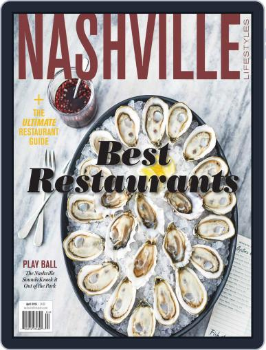 Nashville Lifestyles (Digital) April 1st, 2019 Issue Cover
