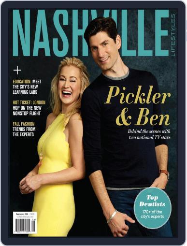 Nashville Lifestyles (Digital) September 1st, 2018 Issue Cover