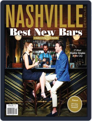 Nashville Lifestyles (Digital) February 1st, 2018 Issue Cover