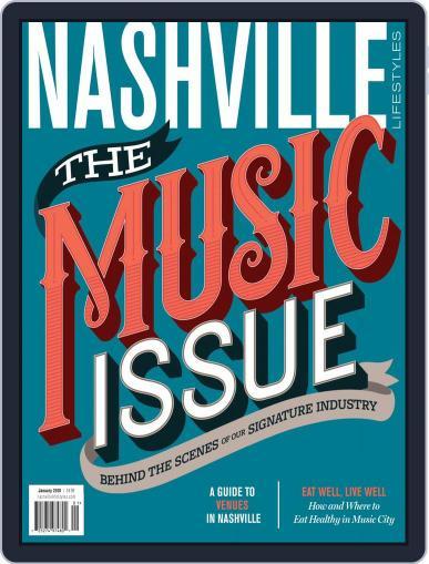 Nashville Lifestyles (Digital) January 1st, 2018 Issue Cover