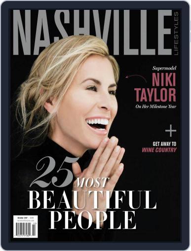 Nashville Lifestyles (Digital) October 1st, 2017 Issue Cover