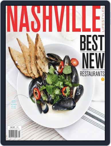 Nashville Lifestyles April 1st, 2017 Digital Back Issue Cover