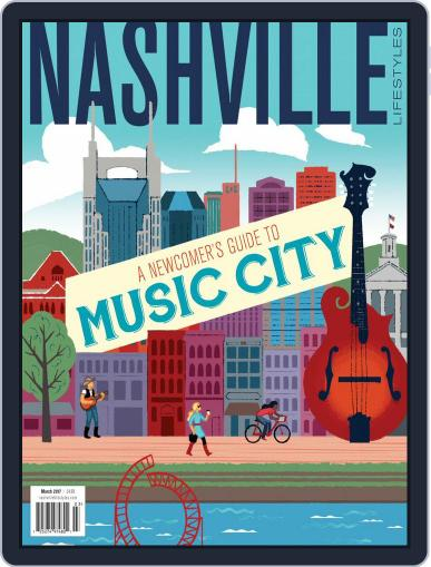 Nashville Lifestyles (Digital) March 1st, 2017 Issue Cover