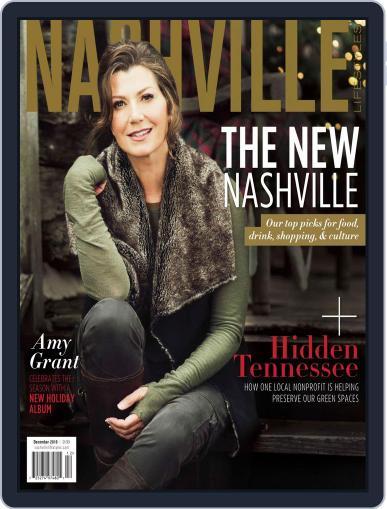 Nashville Lifestyles (Digital) December 1st, 2016 Issue Cover
