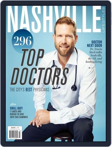 Nashville Lifestyles (Digital) July 1st, 2016 Issue Cover
