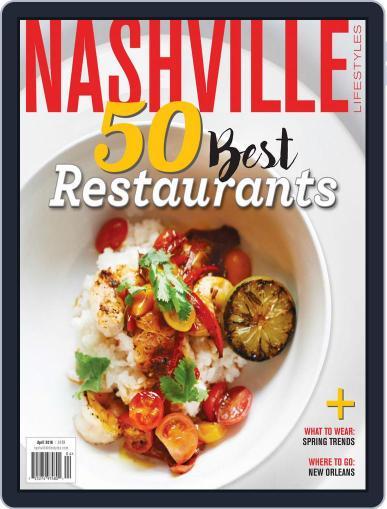 Nashville Lifestyles (Digital) April 1st, 2016 Issue Cover