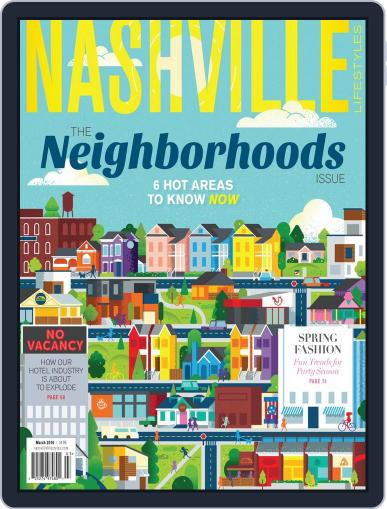 Nashville Lifestyles (Digital) March 1st, 2016 Issue Cover