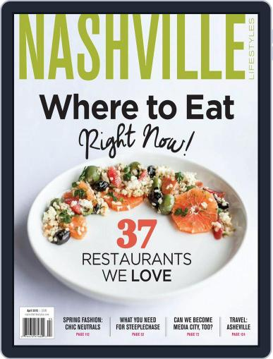 Nashville Lifestyles (Digital) April 1st, 2015 Issue Cover