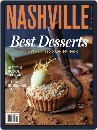 Nashville Lifestyles (Digital) November 1st, 2014 Issue Cover