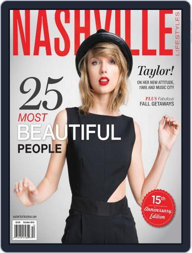 Nashville Lifestyles (Digital) October 1st, 2014 Issue Cover