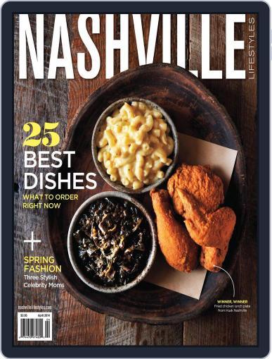 Nashville Lifestyles (Digital) April 1st, 2014 Issue Cover