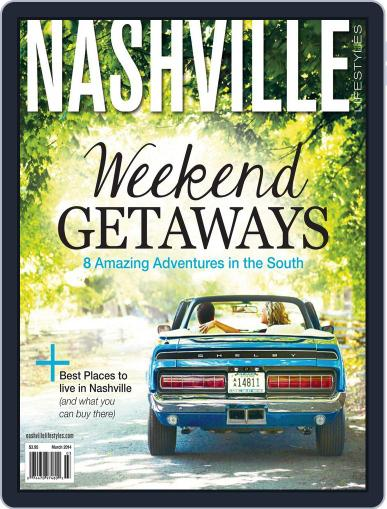 Nashville Lifestyles (Digital) March 1st, 2014 Issue Cover