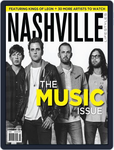 Nashville Lifestyles January 1st, 2014 Digital Back Issue Cover
